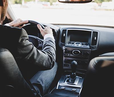 Chauffeur – Taxi Driver